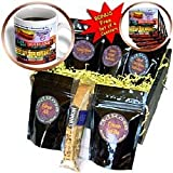 Coney Island - Coney Island Nathans Hot Dog - Coffee Gift Baskets - Coffee Gift Basket
