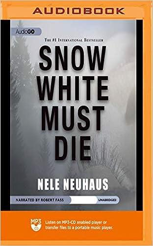 The Nele Neuhaus Collection Snow White Must