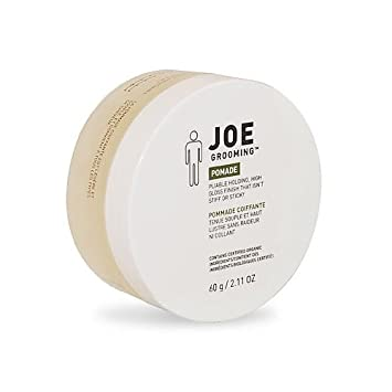 Amazon.com : Joe Grooming Pomade, 2.11oz : Hair Care Products : Beauty