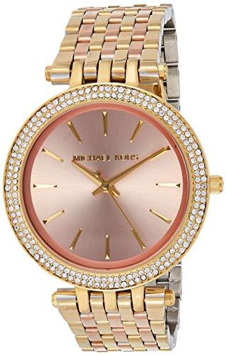Michael Kors Women's Darci Gold-Tone Watch MK3507