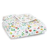 aden + anais Zutano Dream Blanket, Fairground, 1 Pack