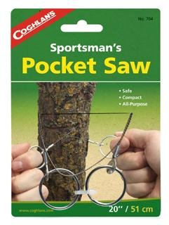 Coghlan's 0704 Sportsman Pocket Saw, Outdoor Stuffs