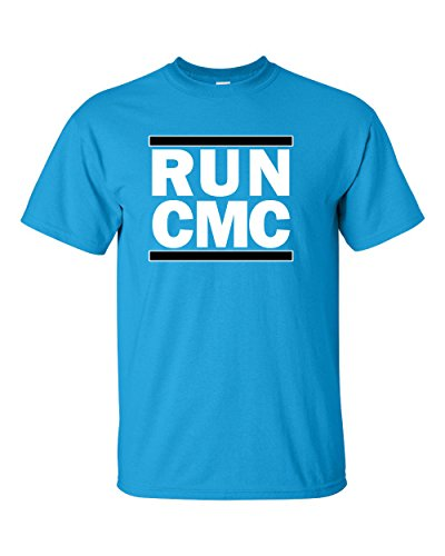Adult Carolina Blue T-shirt - The Silo BLUE Carolina McCaffrey