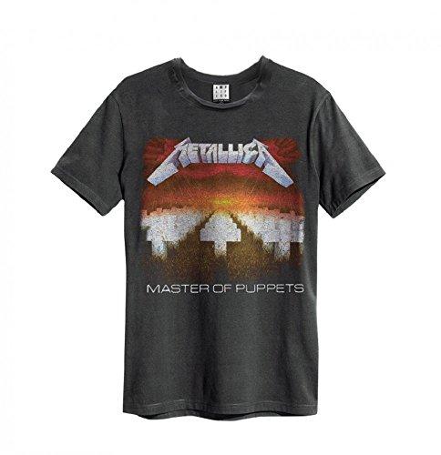 Homme Charcoal shirt Gris T Amplified 8qwEgq7