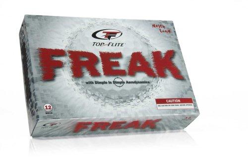 UPC 642331773699, Top-Flite Freak Golf Balls (12-Pack)