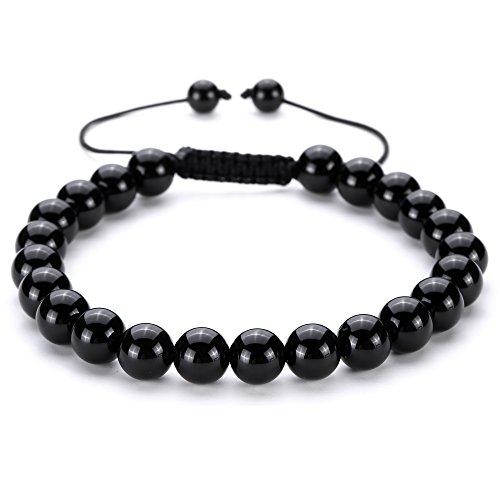 Gemstone Bracelets BRCbeads Birthstone Adjustable