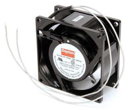 Dayton 4WT40 Fan, Axial, 30 CFM, 115 V