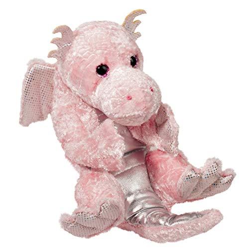 Plush Pink Dragon Lil' Handful Stuffed Animal