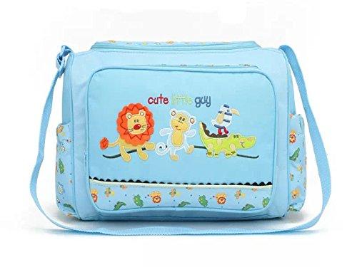 MERVINHK Fashion Multifunctional Diaper Bags Large Baby Bags for Baby Nursery Bottle Bags