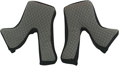 AFX Helmet Cheek Pads for FX-41DS - Black - -