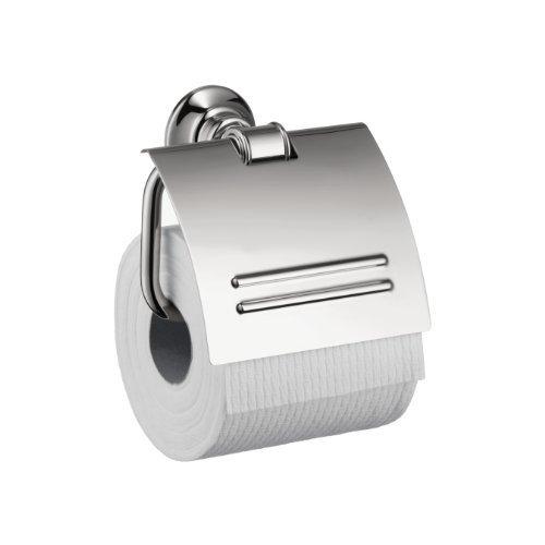 AXOR 42036000 Montreux Toilet Paper Holder, Chrome