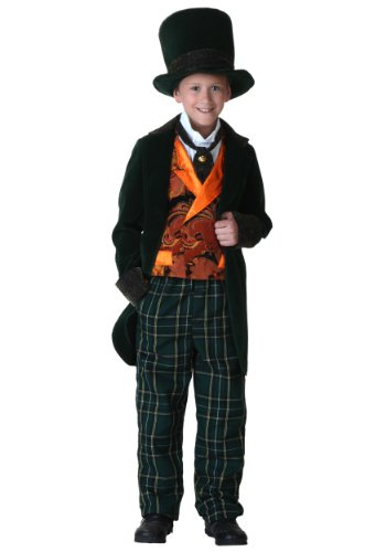 Child Deluxe Mad Hatter Costume -