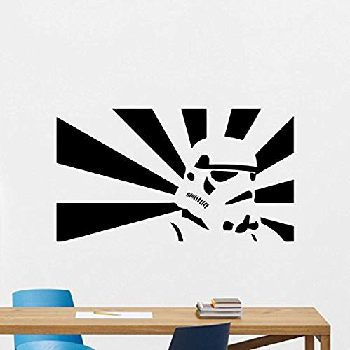 Stormtrooper Star Wars Wall Decal Storm Trooper Galaxy, used for sale  Delivered anywhere in Canada