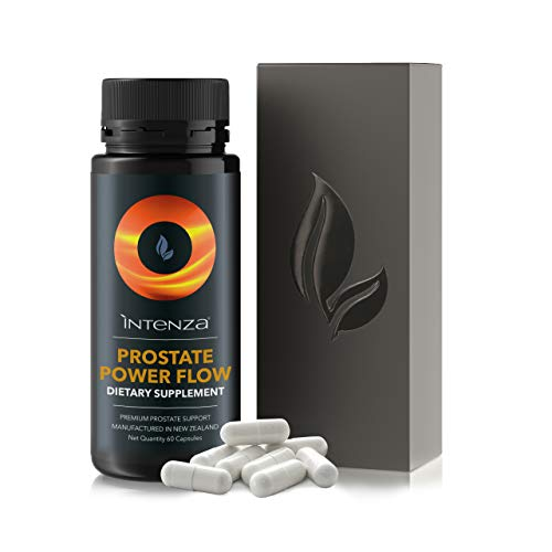 Prostate Power Flow – Saw Palmetto Premium Prostate Health Supplement, 100% Natural. Reduce Frequent Urination with lycopene, zinc and selenium.