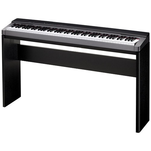 Casio Privia PX-150 CSU Digital Piano & Stand Bundle - Black