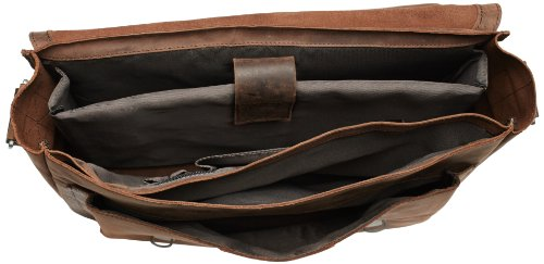 Strellson de 4010001261 gimnasio Dark Brown tela para Negro Braun Bolsas rHwaRqr