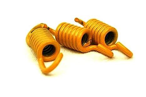 Roller embrague cito kupplungs Muelle merx 25% Endurecedor Amarillo para Rex RS 450 500,