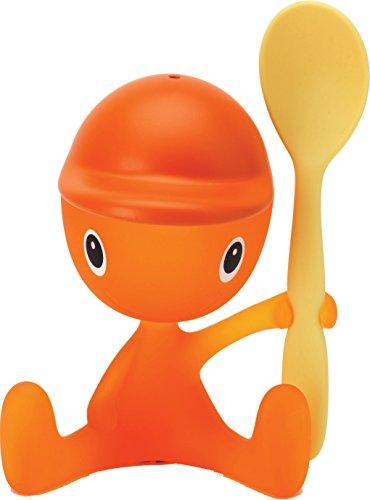 egg spoons plastic - 5