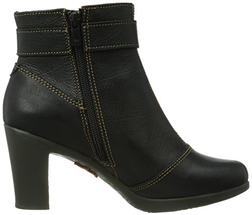 Art Rio Short Boots Donna Nero (nero)