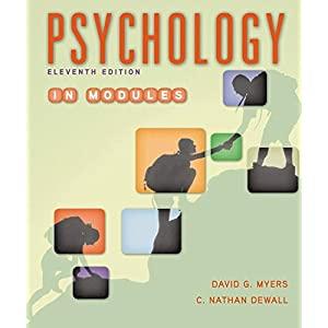 Psychology in Modules (Hardcover)