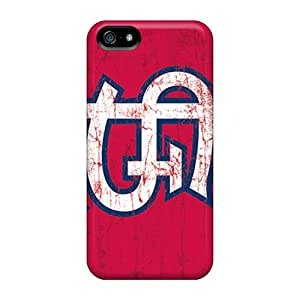 New Style Tpu 5/5s Protective Case Cover/ Iphone Case - St. Louis Cardinals