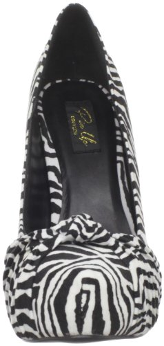 Pin Up Couture SAFARI-06 Zebra Print J8LxZPt