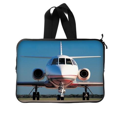 Personalizado Avión de aeropuerto de Nueva funda para portátil 15 pulgadas (doble lados) 100% resistente al agua neopreno: Amazon.es: Ropa y accesorios
