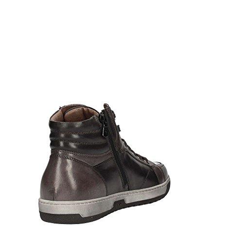 NERO GIARDINI A604371U Sneakers Hombre Gris 41