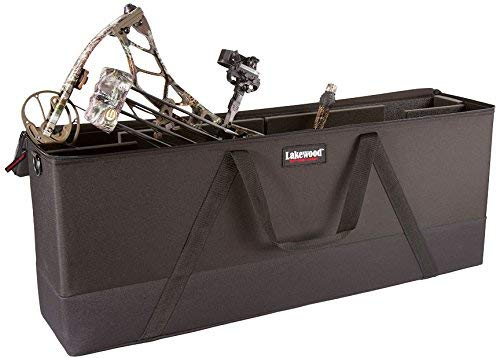 Lakewood Products Bowfile Elite Wide Series Case, Black, Large/41