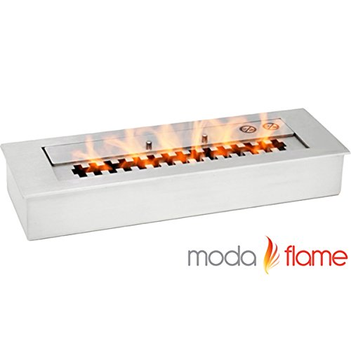"EPB4018 Pro 18"" Ethanol Fireplace Burner Insert -"