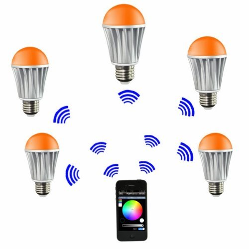 Flux Wifi Smart Led Light Bulb Compatible With Alexa