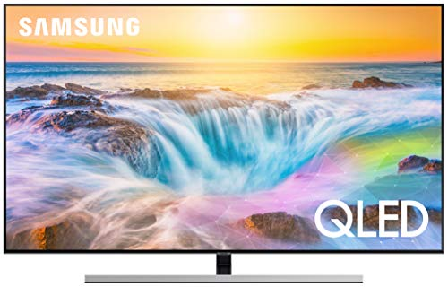 Samsung 138 cm (55 Inches) 4K Ultra HD Smart QLED TV QA55Q80RAKXXL (Black) (2019 Model)
