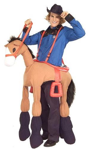 Two Person Horse Halloween Costumes and Accessories