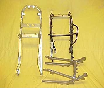 2005 Honda Cbr 600 Rr Subframe Seat Support Frame Frames