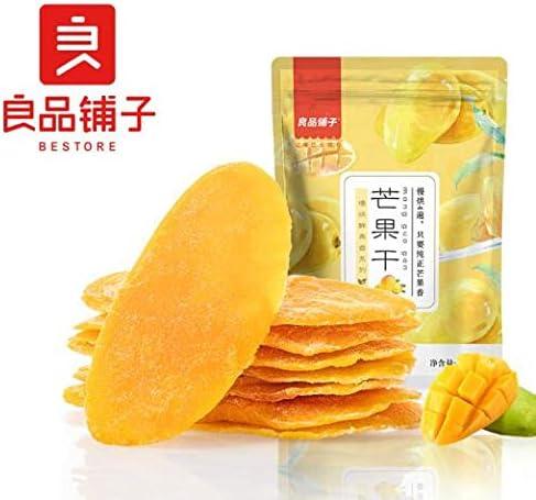 中国名物 おつまみ 大人気 Daben® 良品铺子 芒果干 休闲零食 蜜饯果脯 水果干零 食小吃 108g*1