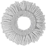 Refil para Mop Giratório Fit, Branco, Flash Limp - Compatível com os Mops Giratórios Fit: MOP5010, MOP5011, MO