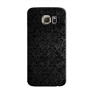 Cover It Up - Dark Classic Wallpaper Galaxy S6 Edge Plus Hard Case