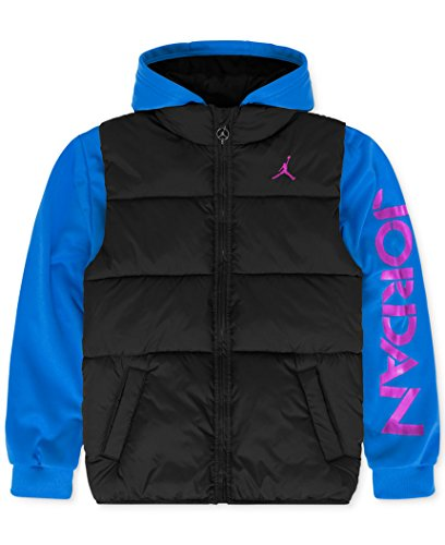 Jordan Boys' Classic 2-Fer Jacket by Nike