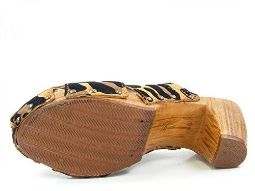 Tamaris 1-27301-36 Zapatillas de estar por casa para mujer Braun