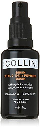 G.M. Collin Vital-C 10% Plus Peptides Serum, 1.0 Fluid Ounce