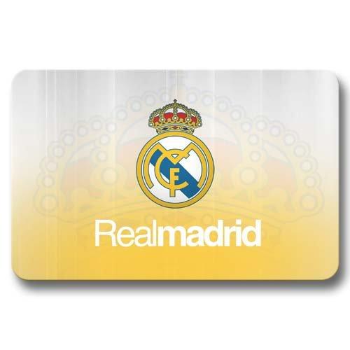 Elegant Non Skid Real Madrid Foot Mats Doormat Floor Living Room 16x24Inch / 40x60cm
