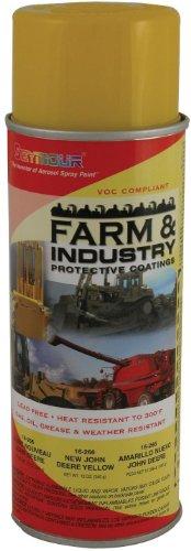 Implement Spray Enamel - Seymour 16-266 Farm and Industry Enamel Spray Paint, Farm & Implement New Yellow