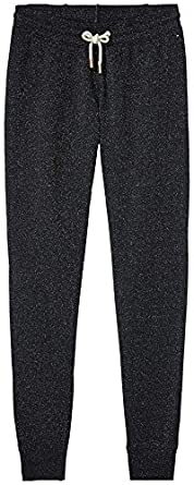 Tommy Hilfiger Womens Sammee Shimmer Track Pant