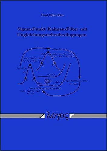 Sigma-Punkt Kalman-Filter Mit Ungleichungsnebenbedingungen (German