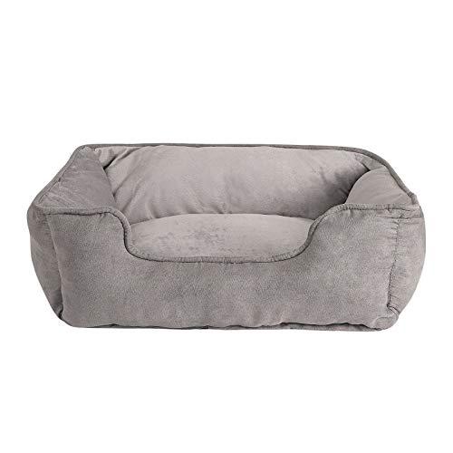 🥇 Dibea Cama Perros 2 en 1 cojín Perros sofá Perros
