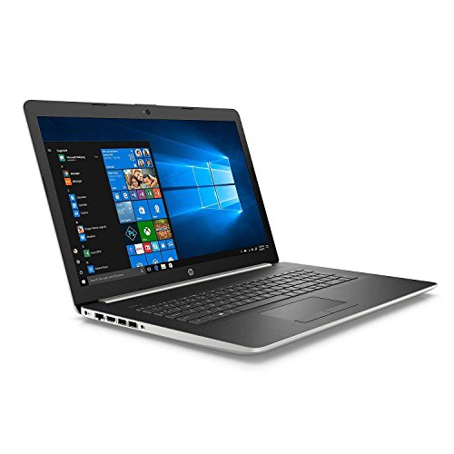 2018 HP 17.3 Inch HD+ High Performance Laptop | Intel Core i5-8250U Quad Core | 16GB DDR4 | 256GB M.2 SSD+ 1TB HDD | Intel UHD Graphics 620 | Backlit Keyboard | Webcam | Windows 10 | Gold color