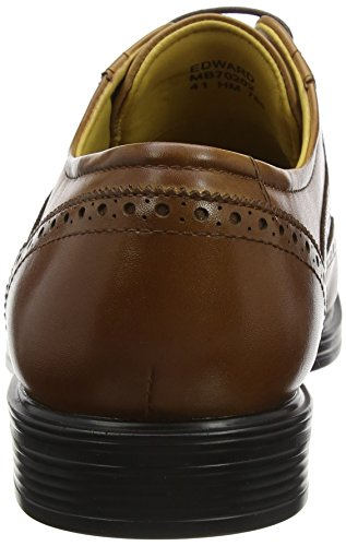 2018 Nueva línea barata en línea Venta Obtener para comprar Tronics Paso Hombres Gleneagles Derby Zapatos De Bronceado Último en línea Buena venta wXOO28QtEr