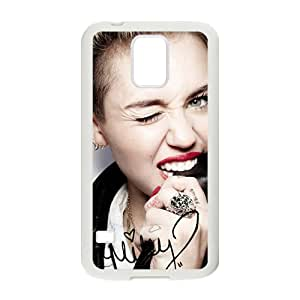 Miley Cyrus Cell Phone Case for Samsung Galaxy S5