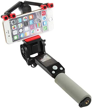 Fewear 360° Rotating RC Selfie Stick, Extendable Smart Cam Anti-Shake Monopod for iPhone X/iPhone 8/8 Plus/iPhone 7/7 Plus/iPhone 6 Plus, Galaxy S9/S9 Plus/S8/S8 Plus/S7/Note 8