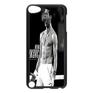 Ipod Touch 5 Phone Case Serbian Professional Tennis Player Novak Djokovic SMB030058837